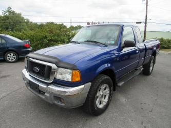 2004 Ford Ranger XLT SuperCab 2-Door 4WD